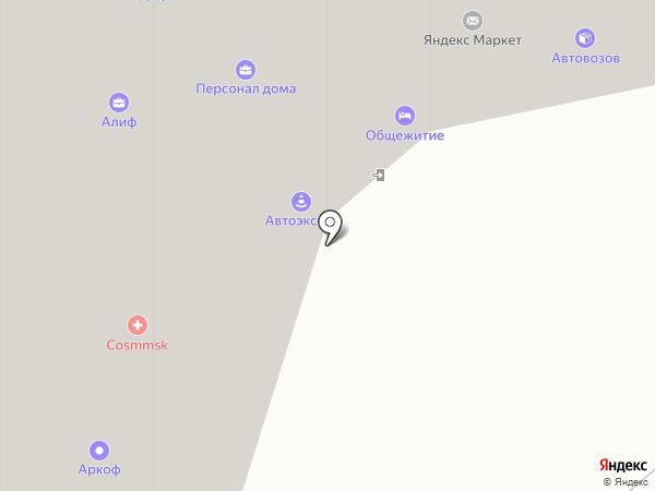 Строй-Гид на карте Москвы
