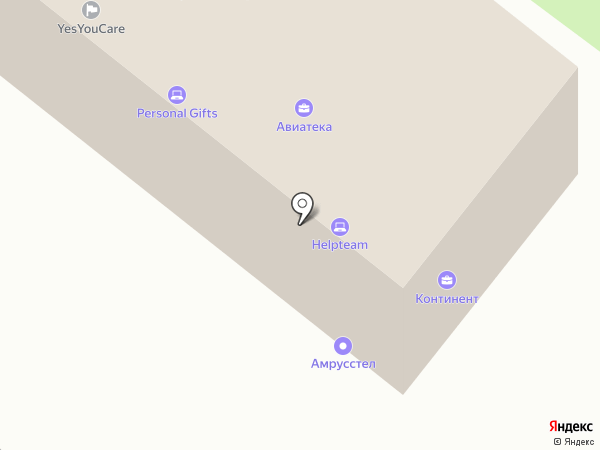 Itake на карте Москвы
