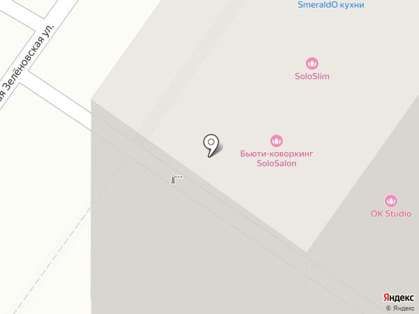 Транснациональная фармацевтическая компания на карте Подольска