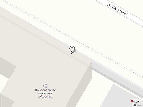 Люксория на карте Подольска