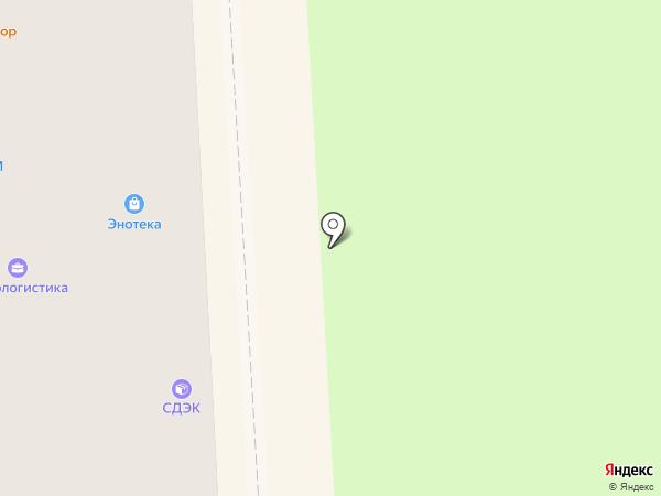 Vesna на карте Подольска