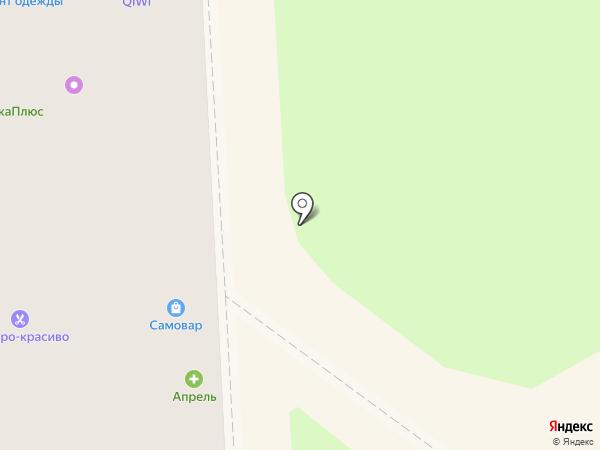 Эконом на карте Подольска