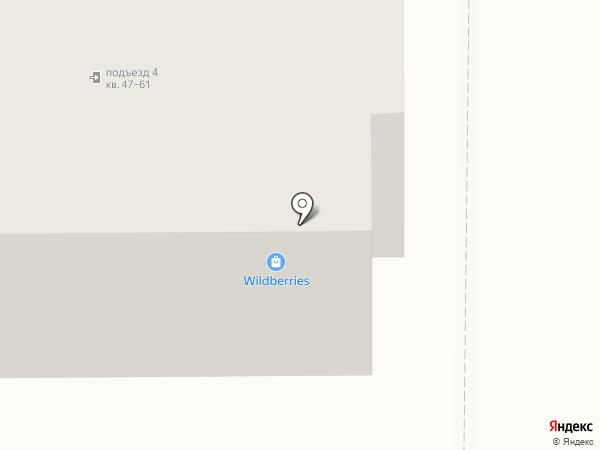 Шолохово на карте Шолохово