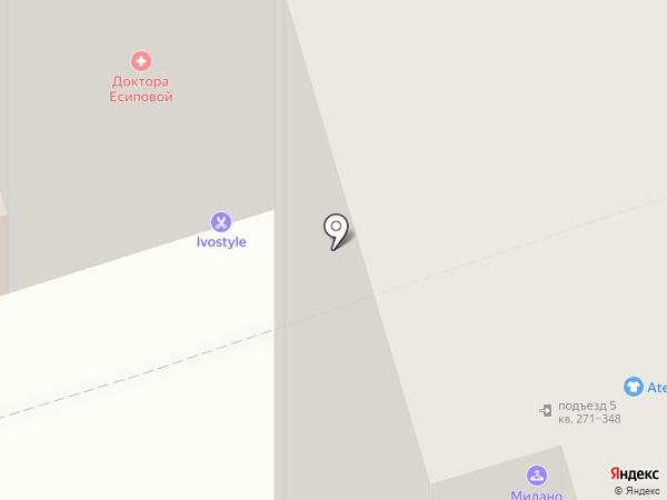 Ivo Style на карте Москвы