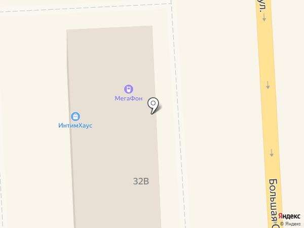 Живая лавка на карте Подольска