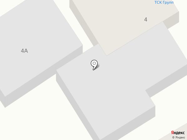 Транспортная Строительная Компания 71 на карте Тулы