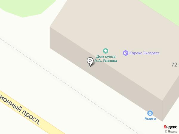 Новое дело на карте Подольска