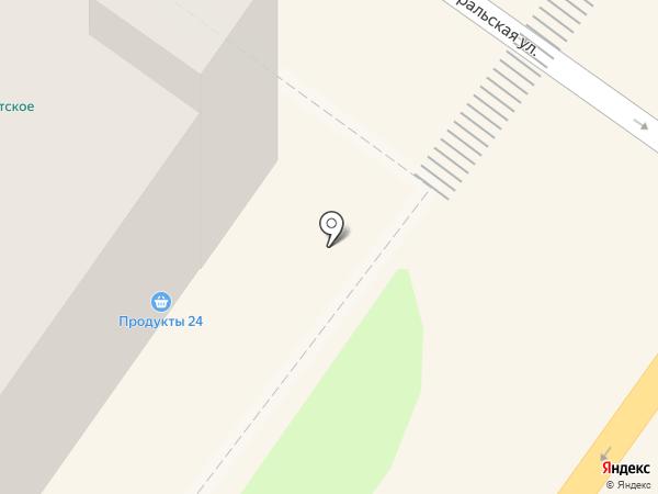 Магазин на карте Подольска