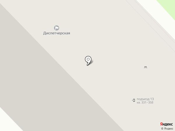 СТУЗ-140 на карте Москвы
