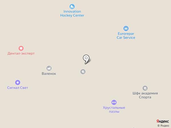E96.ru на карте Москвы