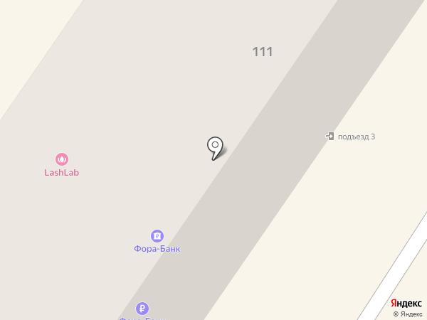 ЮНИСТРИМ на карте Подольска