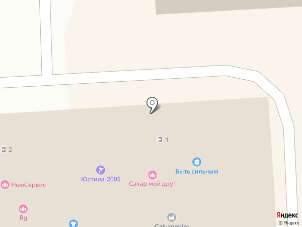 ТопЗаправка на карте Подольска