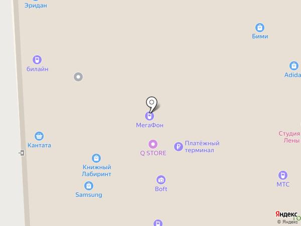 Keddo на карте Подольска