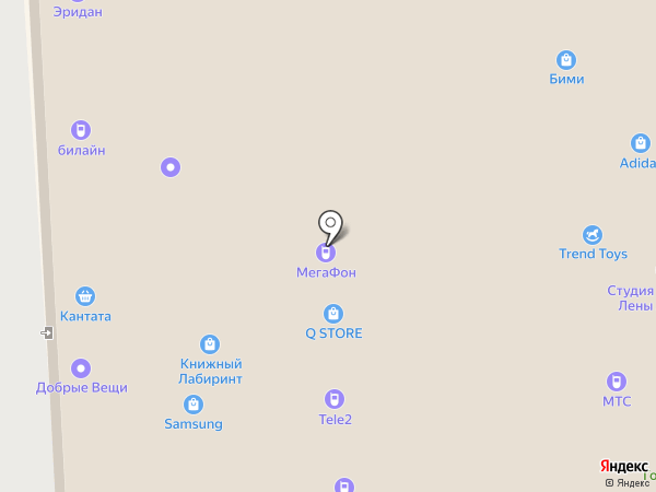Mr.Сумкин на карте Подольска