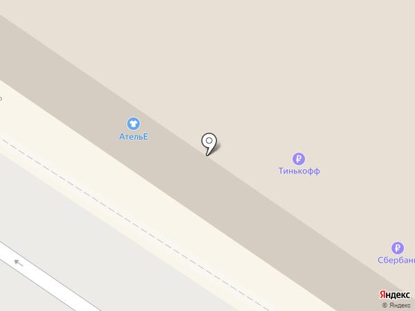 Ювелирная мастерская на карте Подольска