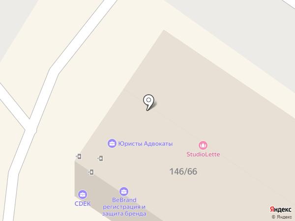 Робинзон на карте Подольска