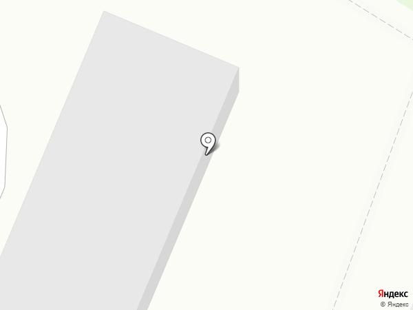 Автосервис на карте Подольска
