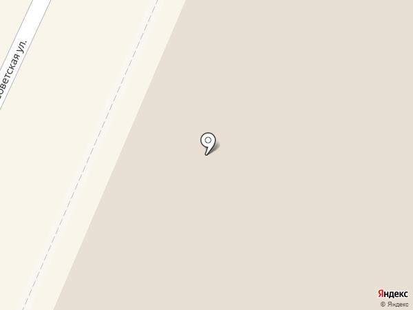 Столовая на карте Подольска