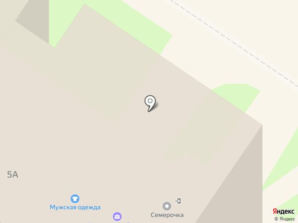 Мигр-Сервис на карте Подольска