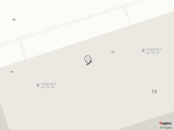 Косогорец на карте Тулы