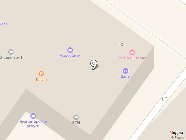 Pepper на карте Подольска