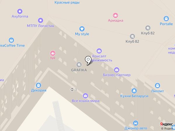 ТЕХФАЙВ на карте Подольска