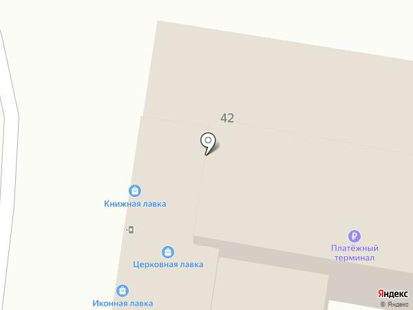 Графиня на карте Москвы