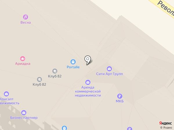 Магазин товаров для рыбалки и туризма на карте Подольска