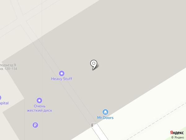 Grand Cru на карте Москвы
