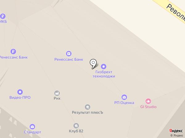 Мария на карте Подольска