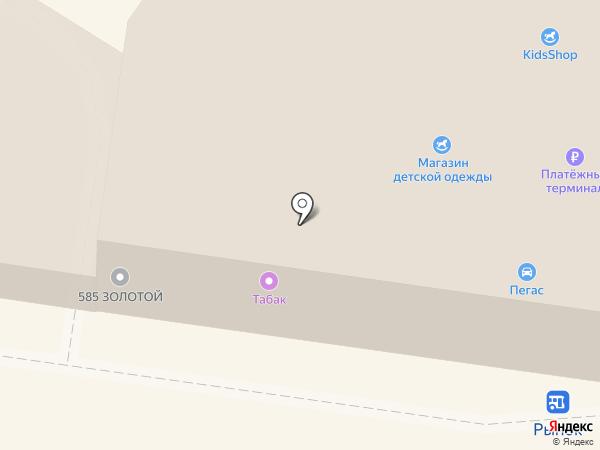 Мигомденьги на карте Подольска