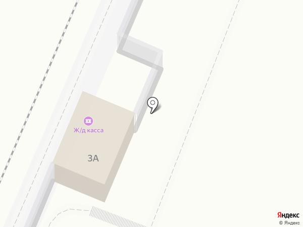Кутузовская на карте Подольска