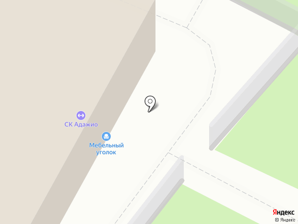 Подольск Строй на карте Подольска