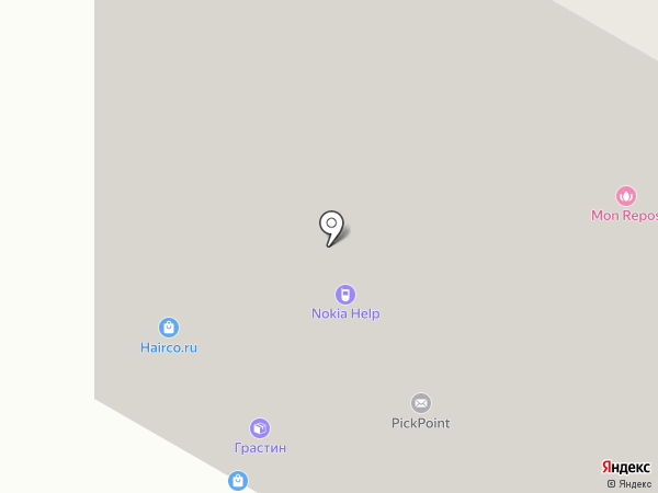 Sonvol на карте Москвы
