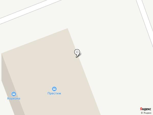 AUTO-TO на карте Подольска