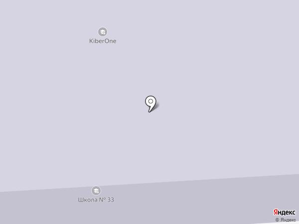 Авангард на карте Подольска