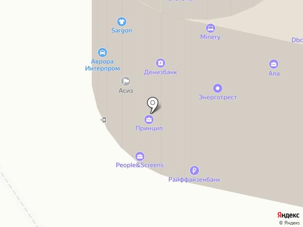 Cuellar Design на карте Москвы