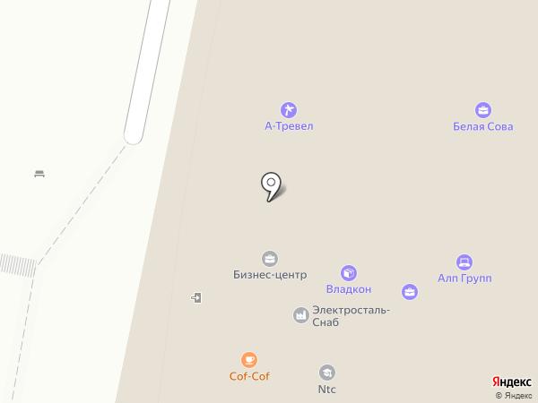 Рэном, ЗАО на карте Москвы