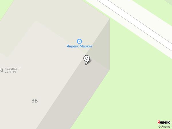 Мандарин на карте Подольска
