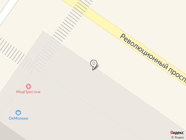 Астахофф на карте Подольска