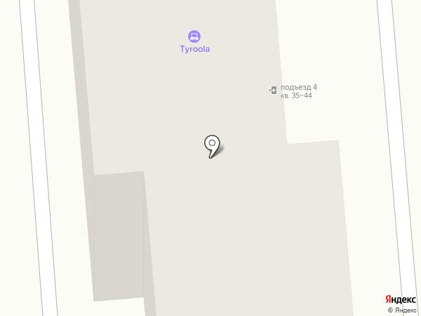 ОДС на карте Москвы