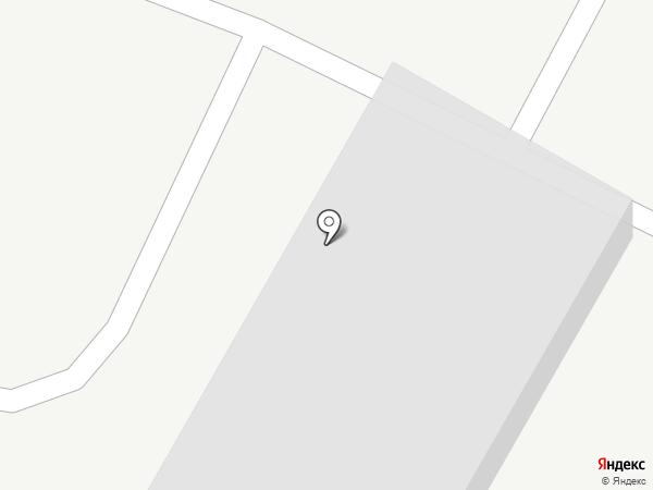Автомойка на карте Подольска