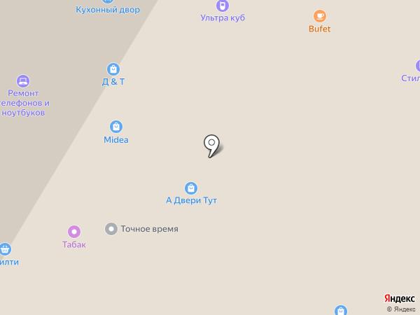 Kartcity на карте Москвы