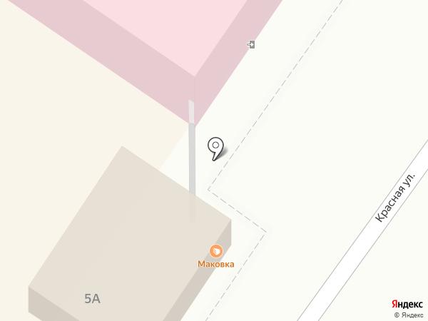 СпортБет на карте Подольска