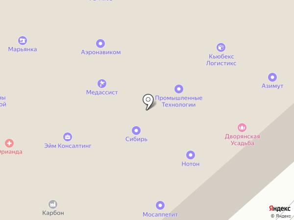 Victoria Art Studio на карте Москвы