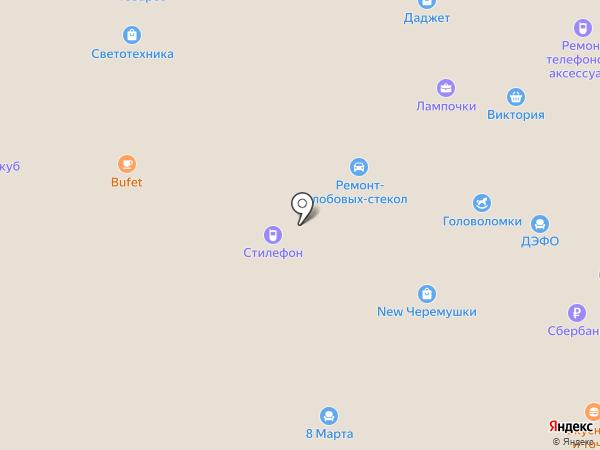 Allmart24.ru на карте Москвы