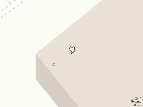 Дэкор-Дизайн на карте Москвы