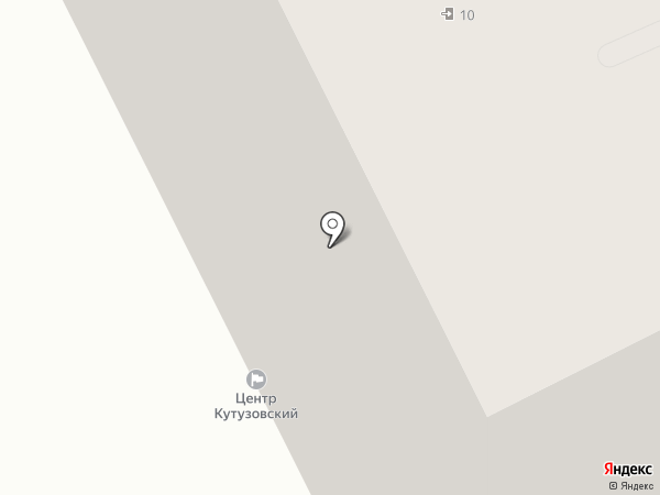 Комтех Юк на карте Москвы
