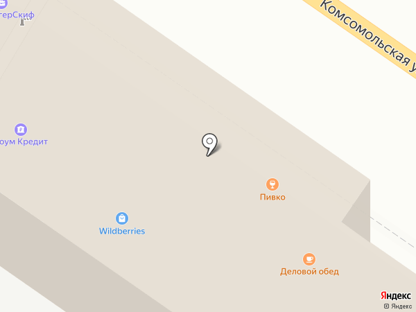 Karcher на карте Подольска