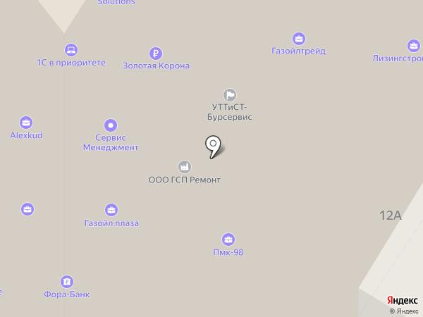 Калугаглавснаб на карте Москвы